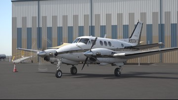 Corporate air service lifts off from Mather, connects Bay Area
