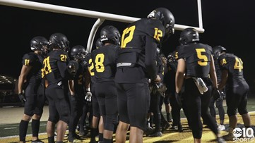 Rio Linda Knights cap off regular season with 42-0 win over Nevada Union Miners
