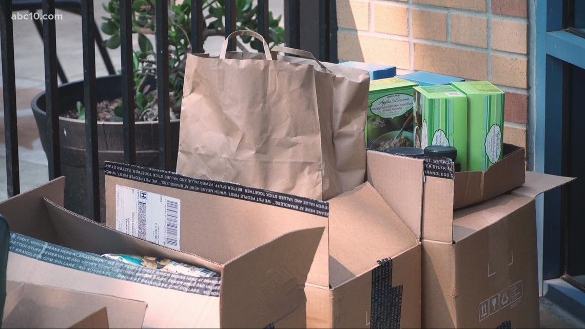 Afghanistan Crisis: United Afghan Association in Sacramento holds donation drive