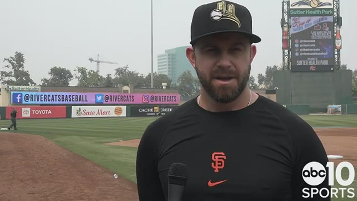 Evan Longoria on his two-month road back to the SF Giants after injury