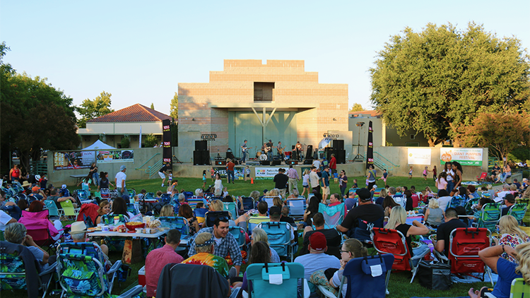 Hot Summer Nights Concert Series