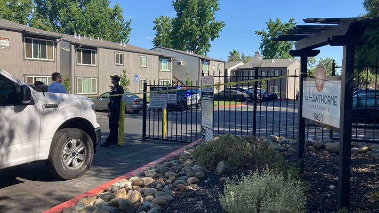 Sacramento sheriff investigating deadly shooting at apartment complex in Carmichael
