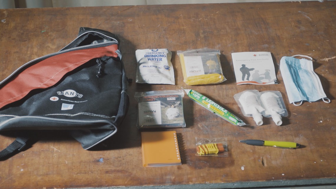 Why a disaster kit will help you survive the next big one | Earthquake Ready or Not