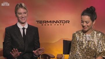 'Terminator: Dark Fate'   Mackenzie Davis & Natalia Reyes interview   Extra Butter