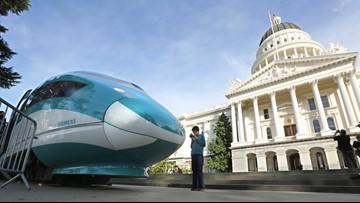 Trending News | Trump administration cancels $1 billion for California's high-speed rail