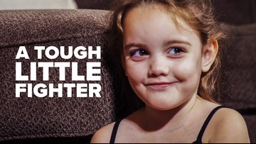 A tough little fighter | Children's Miracle Network