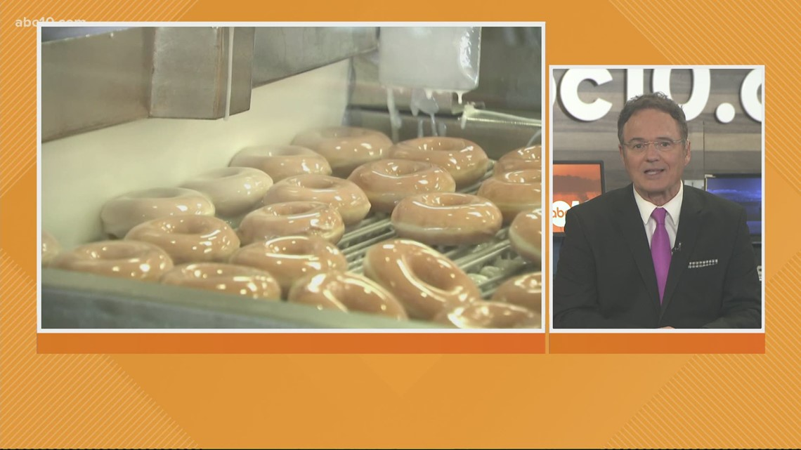 Krispy Kreme offers free glazed donut to anyone who gets vaccine | Business Headlines