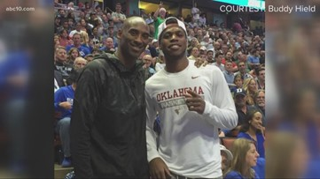 'One of the funnest guys to be around,' Kings' Buddy Hield reflects on life of Kobe Bryant