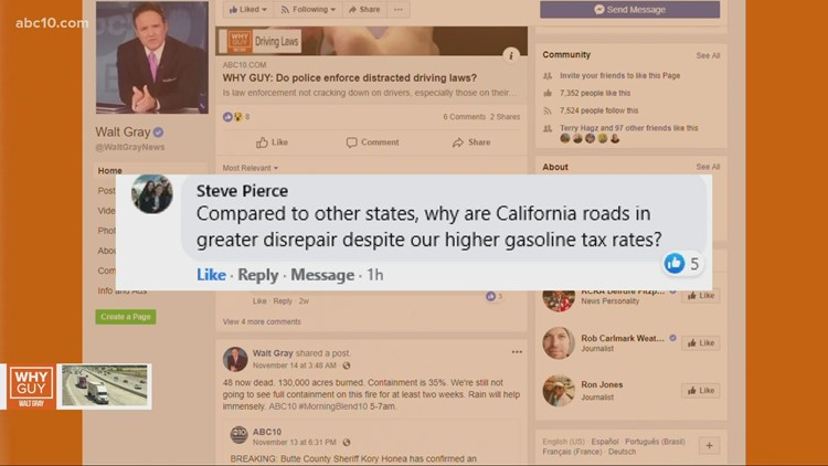 Why does my car shake so bad every time I drive into California from another state? | Why Guy