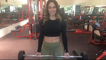 Single mom, body builder encouraging women to live their best lives