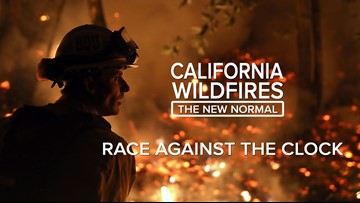 Race Against the Clock: California Wildfires, The New Normal (Ep. 2 of 10)