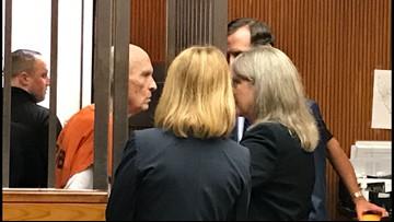 Alleged Golden State Killer makes court appearance
