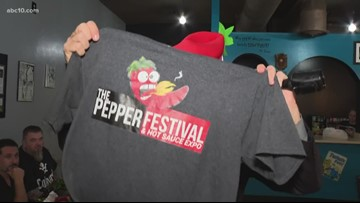 Pepper Festival is headed to Auburn to celebrate all things peppers