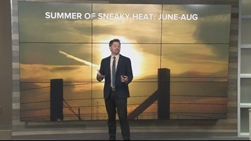 Sacramento's 2019 summer inside top 10 for hottest on record