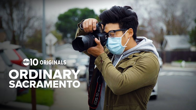 Local photographer finds beauty in 'Ordinary Sacramento' | ABC10 Originals