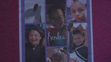 Vigil held for 12-year-old girl killed on Sacramento freeway