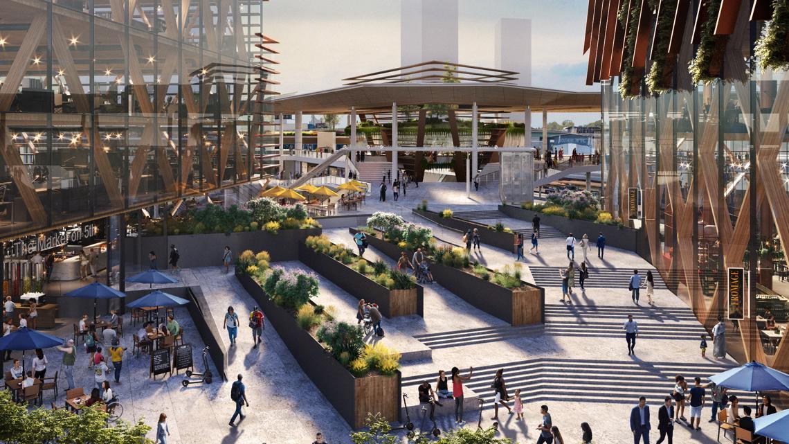 Inside Sacramento's plans to transform the historic train depot into a new city gateway