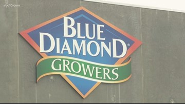 Blue Diamond breaks ground on plant expansion project in Turlock