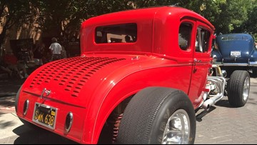 'A way of life' | Modesto classic car lovers pay tribute to American Graffiti