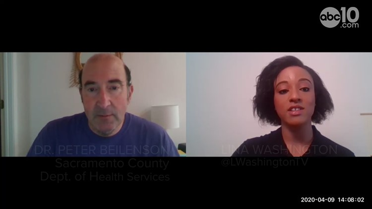FULL INTERVIEW | Sacramento County Department of Health Services Director Dr. Peter Beilenson