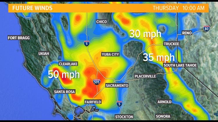 Future Winds - Thursday 10am