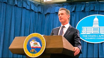 California governor urges judge to reject PG&E bankruptcy