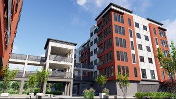 Stockton's first modular apartments will bring 100 new homes to downtown