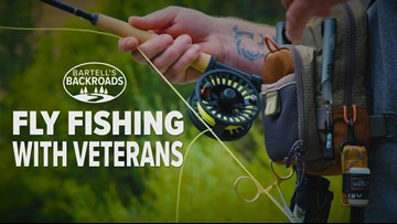 Fly Fishing with Veterans | Bartell's Backroads