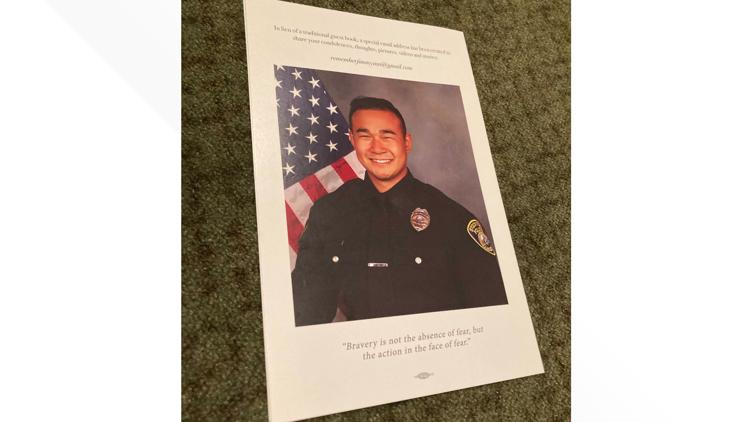 'He was so much fun' | Family, friends and law enforcement remember fallen Stockton officer