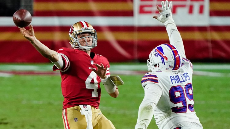 49ers regroup after loss in first game at temporary home
