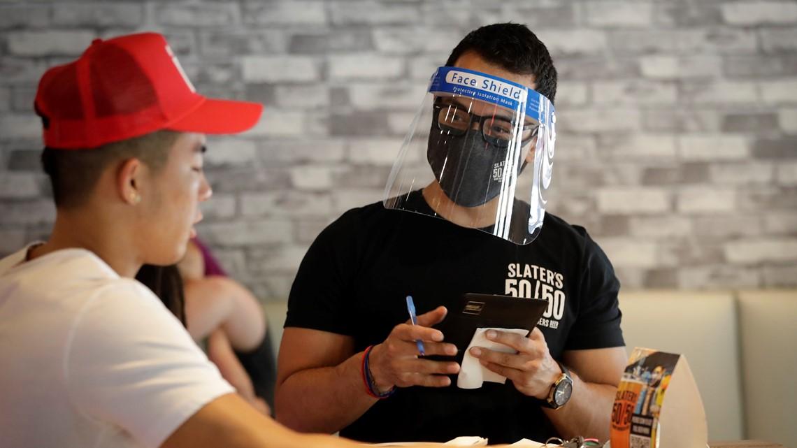 Second wave of virus closures wallops California restaurants