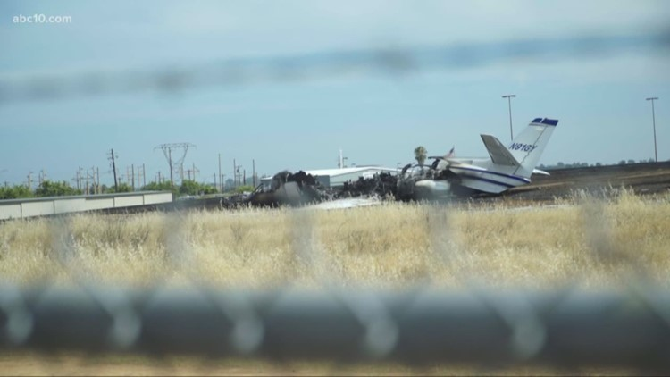 Daily Blend: 10 people uninjured after plane crashes at Oroville airport