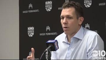 Kings coach Luke Walton credits the defense in win over Trail Blazers