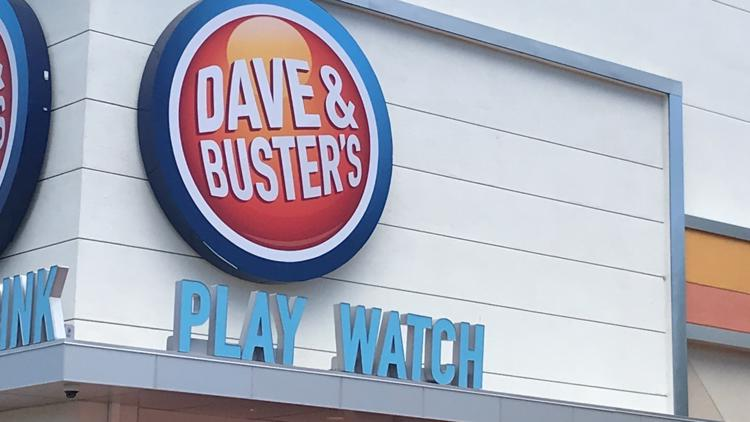Dave & Buster's opening new location in Fairfield