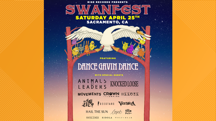 Swanfest lineup
