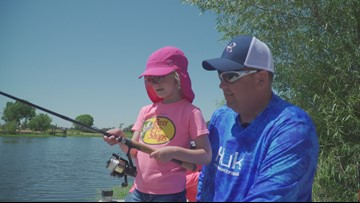 'Fishing, families, and first responders' to raise awareness, put end to officer suicides