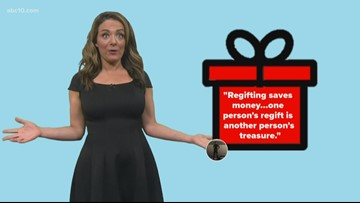 Begley's Bargains: 6 rules for re-gifting