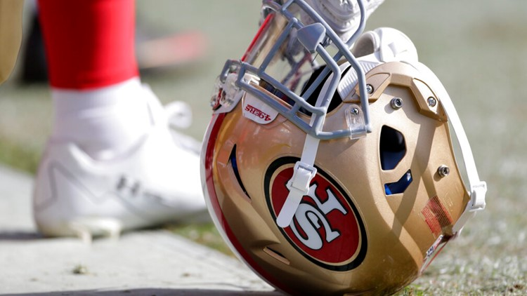 49ers prepared for 'bumps in the road' on 3-week trip