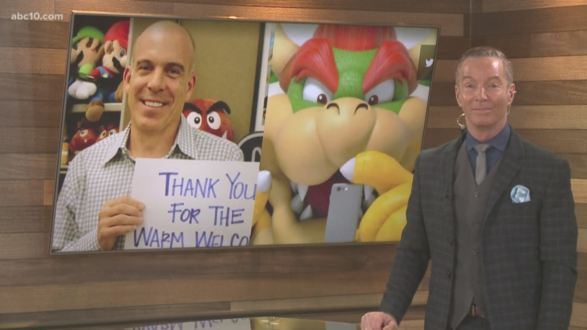 Man Named Bowser Takes Over Nintendo of America and