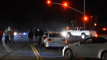 Fairfield 'sideshow' shuts down intersection at Highway 12, Pennsylvania Ave
