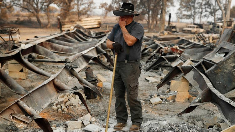Carr Fire: Remembering victims, firefighters, rebuilding efforts