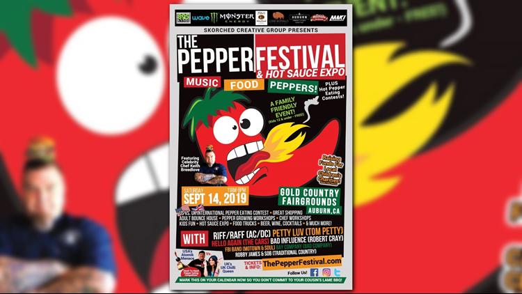 Pepper Festival & Hot Sauce Expo 1