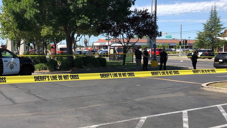 1 dead, 3 injured after shooting, hit-and-run rampage in Carmichael