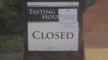'Your heart kind of sinks' | Growing Lodi wine industry dealing with closures due to coronavirus pandemic