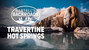 The sad story behind the Travertine Hot Springs Instagram hotspot | Bartell's Backroads