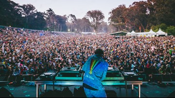 California based lifestyle & cannabis brand honors its San Francisco roots with a premiere sponsorship at Outside Lands