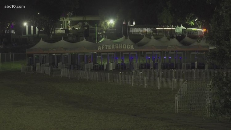 Aftershock returns to Sacramento after being canceled  due to COVID-19 pandemic