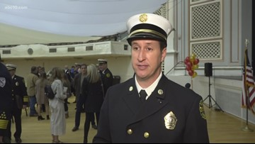 Stockton Fire welcomes new Fire Chief Richard Edwards