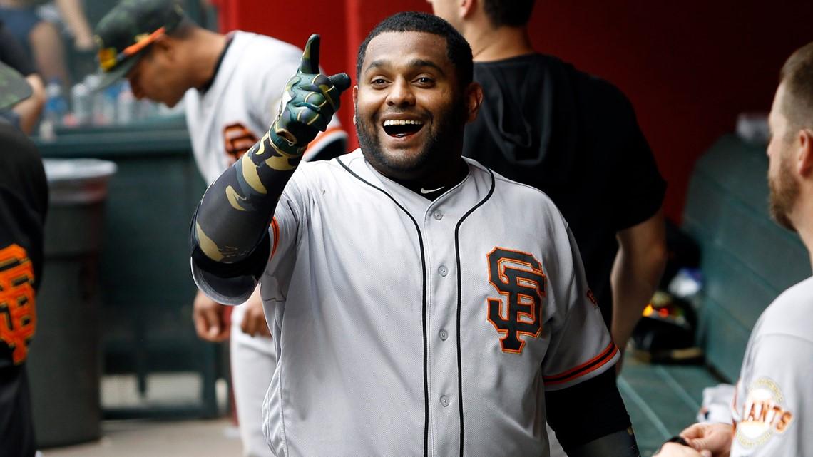 Sandoval's HR in 10th gives Giants 3-2 win over Diamondbacks