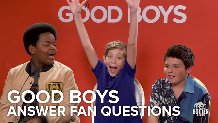 Good Boys' answer fan questions | Extra Butter interview